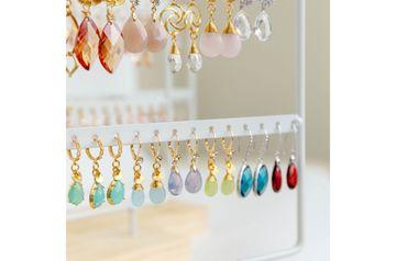 Maatwerk verkooppunt T.B. Jewelry store