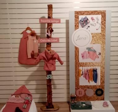 La Petite Rooze - professionele showroom Trade Mart te Brussel